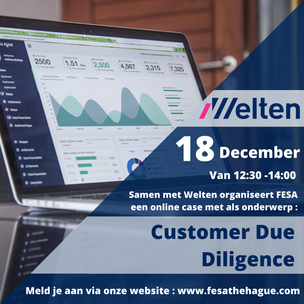 Welten Case: Customer Due Diligence